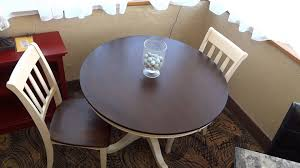 Ashley Furniture Round Dining Table Ashley Furniture Whitesburg Dining Table Set D583 Review Youtube