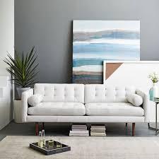 White Sofa Set Living Room Pueblosinfronterasus - Living room with white sofa