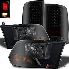 2014 ram 1500 tail lights amazon com for 2010 2017 dodge ram 1500 2500 3500 darkside