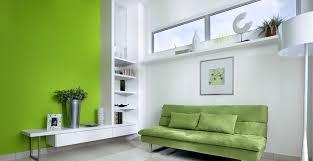 living room 2 colors interior design