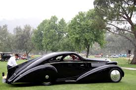 1930s phantom car coachbuild com jonckheere rolls royce phantom l aerodynamic coupe