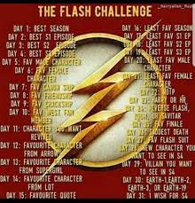 Challenge Do You Tie Flash Challenge Day 2 The Flash Amino