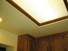 homemade fluorescent light covers fluorescent kitchen lighting dynamicpeople club