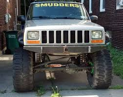 sell used 2000 jeep cherokee xj lifted performance off road in
