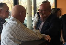 gregg meets with voters on statewide bus tour thestatehousefile