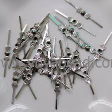 29 48mm unique spiral stainless steel s shaped ornament hooks