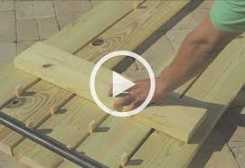How To Build A Trestle Table How To Build A Picnic Table With Built In Cooler At The Home Depot