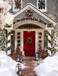 christmas outdoor decor 25 amazing christmas outdoor decoration ideas instaloverz