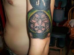 doom tattoo