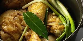 recette de cuisine antillaise facile colombo de poulet à l antillaise facile recette sur cuisine actuelle