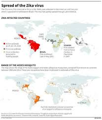 map of usa zika zika virus to spread to all the americas who officials predict