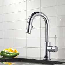 smart delta single handle kitchen faucet kitchen faucet