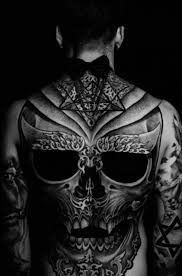 22 awesome skull tattoo ideas for men styleoholic