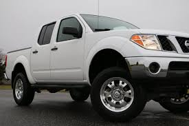 lifted nissan frontier 2008 nissan frontier se crew 4x4 for sale boards auto fabtech 4