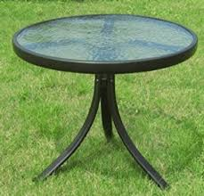 Patio Side Table 4 Round Patio Side Tables In Amazing Styles And Colors Outdoor
