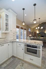 kitchen room design ideas bianco antico granite traditional