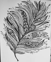 feather dream feathers pinterest feathers zentangle and doodles