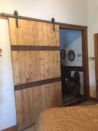 Vintage Sliding Barn Door Hardware by Rustic Antique Country Sliding Barn Door Hardware Ready To Ship