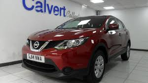 used nissan qashqai visia 1 5 cars for sale motors co uk