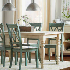 Shabby Chic Dining Table Sets Shabby Chic Dining Table Ebay