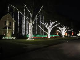 lazy christmas lights tanglewood lights 2015 paul