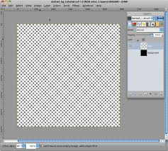 gimp design gimp tutorial how to create a dotted background armino s