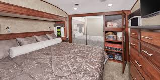 Bed Charging Station by 2018 Eagle Fifth Wheel Jayco Inc