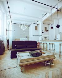 cool studio apartment interior design home designs kaajmaaja