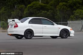 mitsubishi lancer evo 6 blurred lines an evo street car for the circuit speedhunters