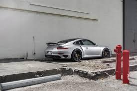 modified porsche 911 turbo silver porsche 911 turbo s adv10 m v2 cs series centerlock