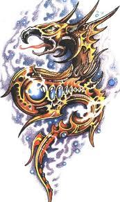 dragon tattoos designs 147
