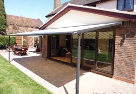 Building An Awning Over A Patio Why Can U0027t I Have A Retractable Awning Directly Above My Bi Folding