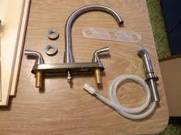 fixing a kitchen faucet fix kitchen sink faucet handle best faucets decoration