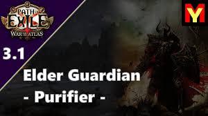 spoiler path of exile 3 1 ger dritter elder guardian