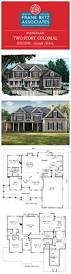 frank betz homes sutcliffe 3312sqft 5bdrm two story colonial house plan by frank