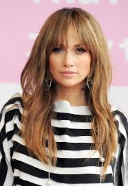 25 best long hairstyles with fringe ideas on pinterest
