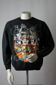 space jam sweater space jam sweatshirt med large extremely by keyacquisitions