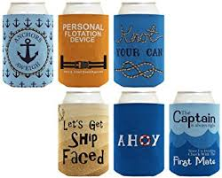 themed sayings coolie gift bundle nautical themed boating