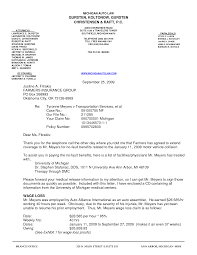 Legal Settlement Letter by Demand Letter Personal Injury
