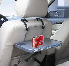 2015 sell mini auto car seat back children dining tray car