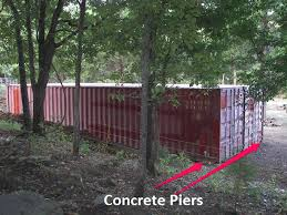 Types Of Home Foundations Shipping Container Home Foundation Types Container Home Plans