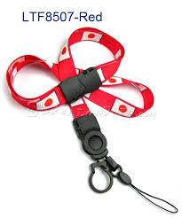color key rings images Japan flag lanyards were made with cellphone keepers key rings jpg