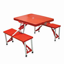 portable folding picnic table picnic time folding table beautiful amazon picnic time portable
