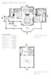 Timber Floor Plan by Timber Frame Home Designs Timberbuilt The Olive