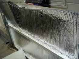 insulate a garage door charles miske