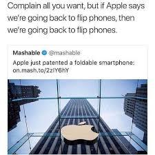 Flip Phone Meme - dopl3r com memes complain all you want but if apple says were