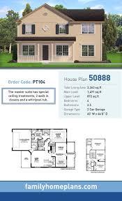 colonial garage plans uncategorized master suite garage plan impressive in