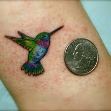 50 amazing hummingbird tattoo designs