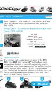 Honda Crv Roof Bars 2007 by 57 Best Honda Crv Images On Pinterest Honda Crv Motorcycles And
