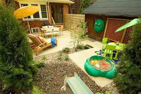 small plant supports small yard ideas landscape eclectic with outdoor dining steel